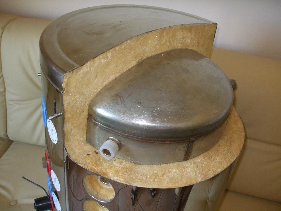 Jnhp 150 Solarny Cisnieniowy Ogrzewacz Wody