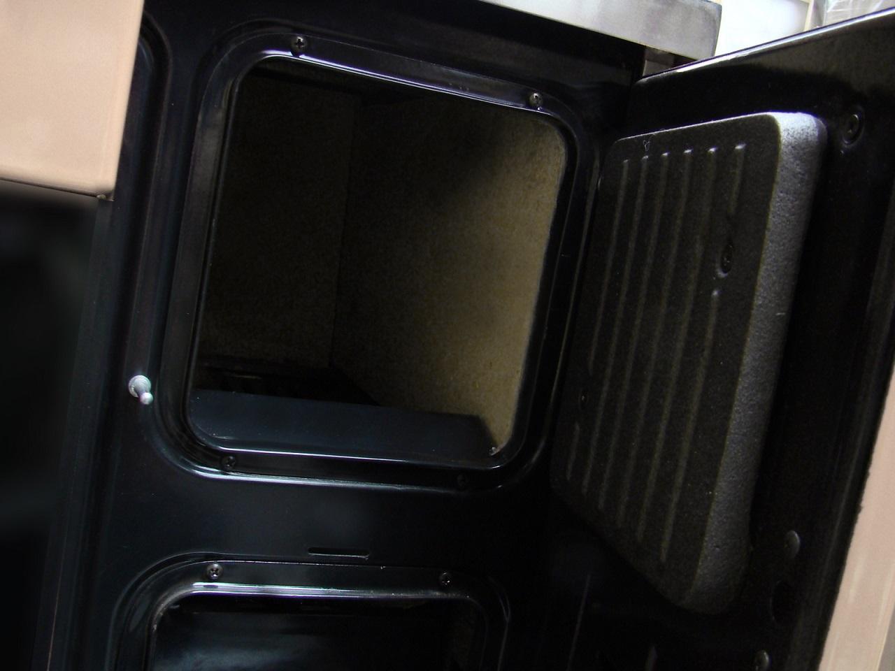 Kuchnia węglowa MBS ROYAL 720  7,5 kW